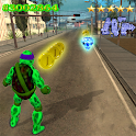 Ninja City :Samurai GO Revenge icon
