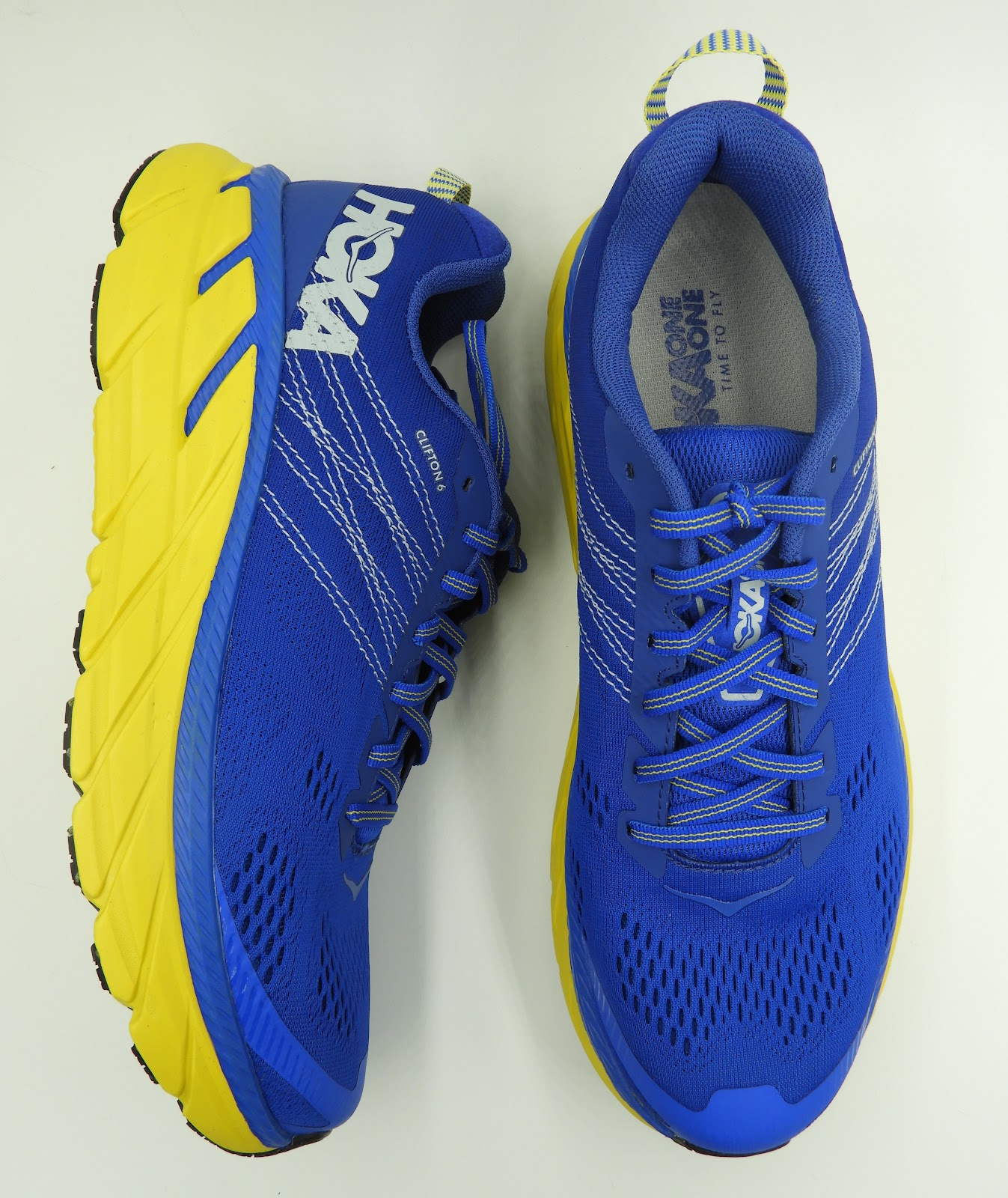Road Trail Run: Hoka ONE ONE Clifton 6 Multi Tester Review: A New