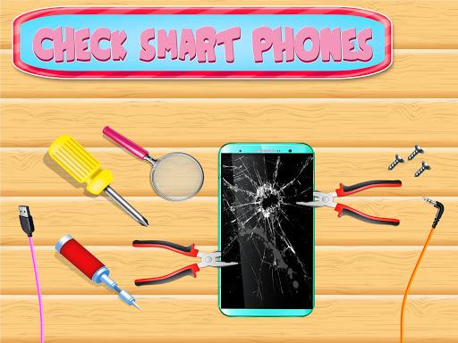 Mobile Phone Fixing Store: Cell Repair Mechanic 1.0.3 screenshots 1
