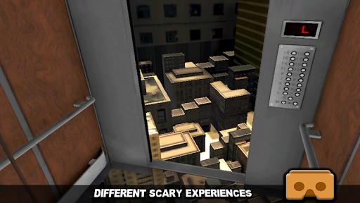 VR Heights Phobia - Google Cardboard 24 screenshots 2