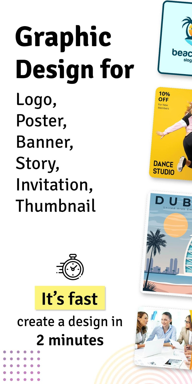 Brand Maker – Logo & Graphic Design Templates v10.0 [Unlocked] [Latest]