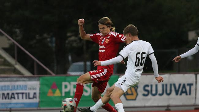 Mikael Anttila iski kaksi maalia Ilves/2:ta vastaan. (kuva: Kari Saha / UrheiluSuomi.com)