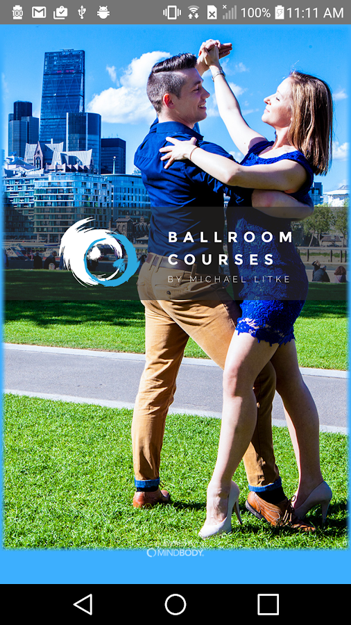 Ballroom Courses- screenshot