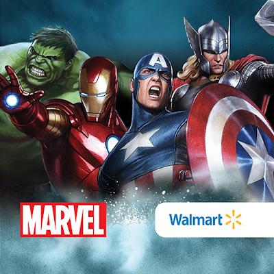 Super Heroes Assemble Canada