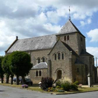 photo de Eglise de Mézangers