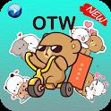 Figurinhas animados para Whatsapp - milk e mocha icon