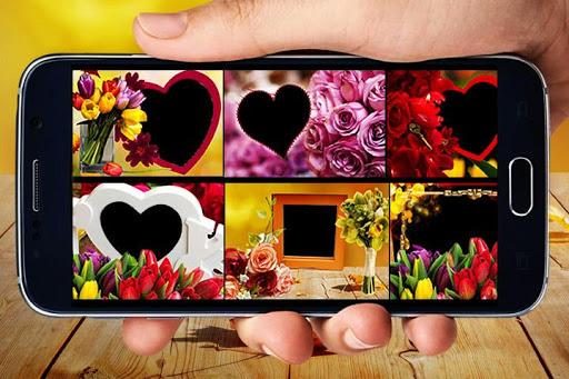 Floral Photo Frames  screenshots 6