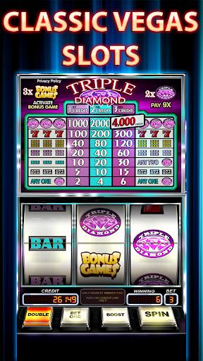 Free Slots Triple Diamond 2.9 screenshots 4