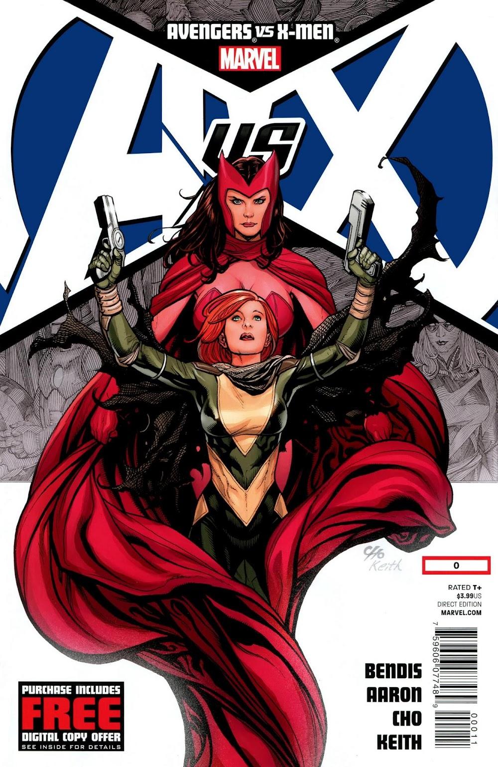 Avengers vs X-Men (00-12)(2012)