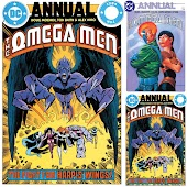 The Omega Men Annual (1984)