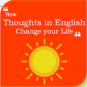 Thoughts in english
