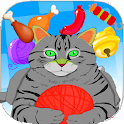 Kitty Cat Adventure : Match-3 icon