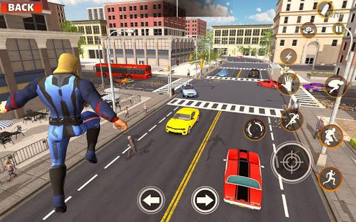 Gangster Target Superhero Games apktram screenshots 2