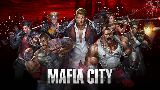 Mafia City MOD Apk 1.3.668 (Unlimited Gold/Coins) 1