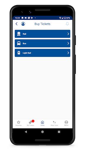 NJ TRANSIT Mobile App Apk 2