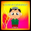 Eid Mubarak SMS Wallpaper Card icon