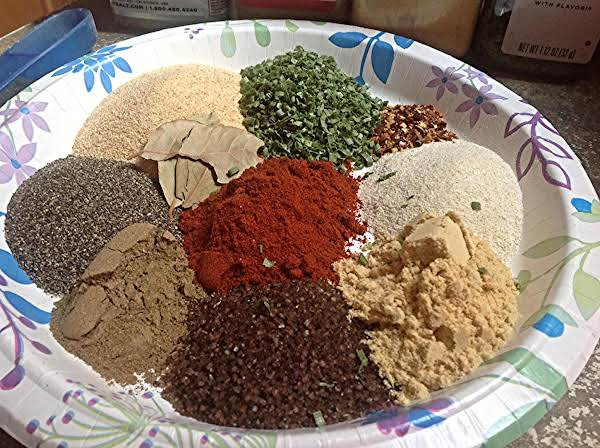 All Purpose 10 Herb & Spice Blend For Meats Recipe