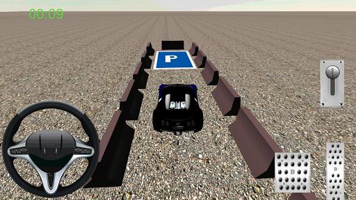 Car Parking 3D Sport