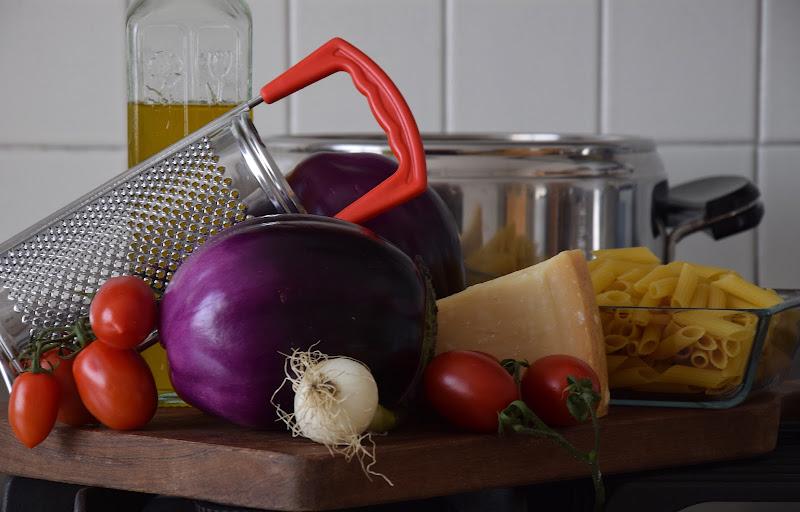 Fotoricetta : pasta alla Norma di s_ornella