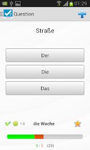 LingoBrain - Der Die Das - náhled
