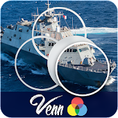 Venn Boats: Circle Jigsaw