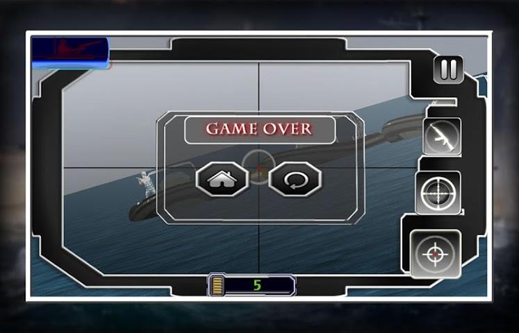 android Sniper X Marine Blitz Screenshot 23