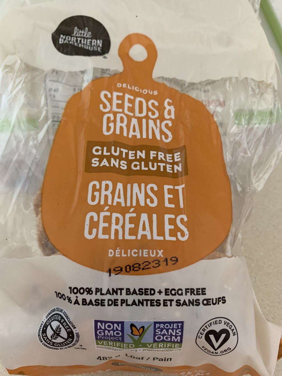 Seeds And Grains Bread