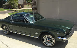 Ford Mustang 2+2 Rent Mississippi