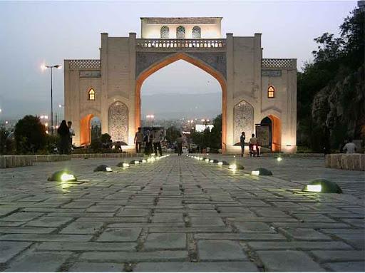 دروازه قران شیراز 85 (عکس از وحید)