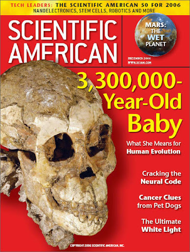 2007 Scientific American: Alien Life on Mars and Titan/Brains Beyond Coma