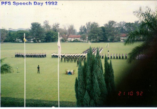PFS Speech Day 1992