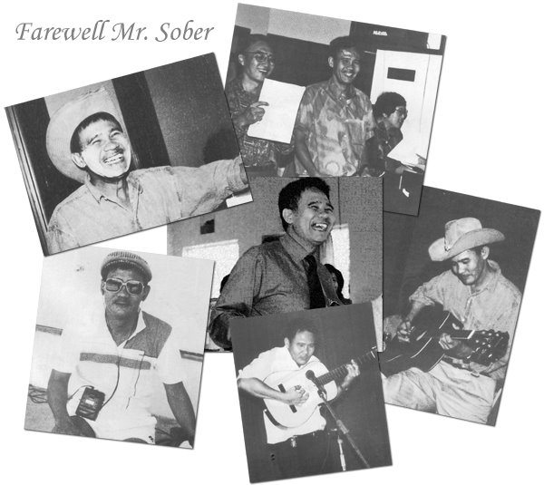 Photo Tribute to Mr. Sober