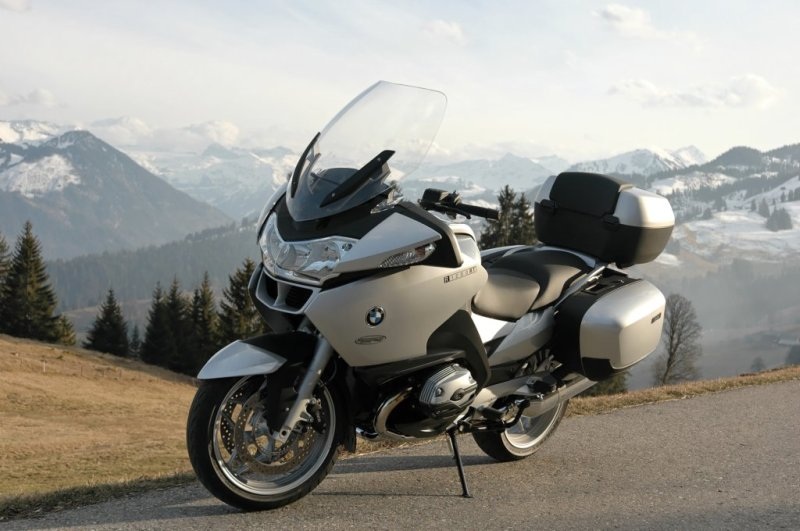 Bmw r1200rt 2007 for Garage bmw fribourg