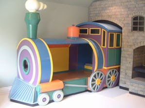Muebles para ni os originales y divertidos jo que cosas for Muebles originales para ninos