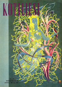 Kevät-gobeliini, Kotiliesi 9/1959