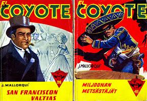 El Coyote -lukemistolehti