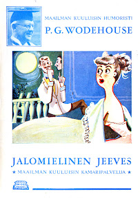 P.G. Wodehouse: Jalomielinen Jeeves - Jeeves and the Feudal Spirit