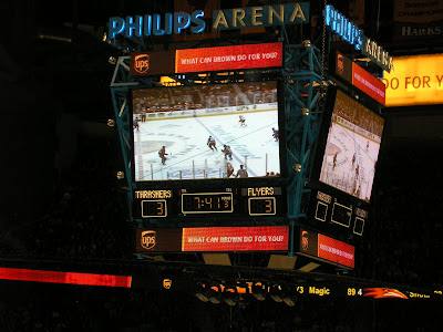 Atlanta Thrashers Hockey