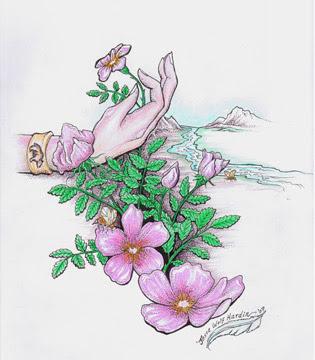 Rose Totem