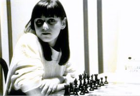 Zsofia Polgar beautiful chess player