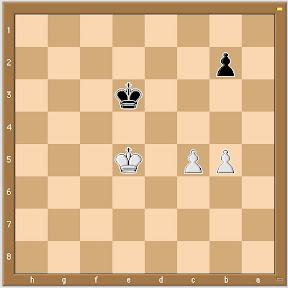 Capablanca Chess Ending