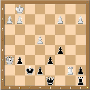 Roberta Brunello vs Sophie Seeber, European Chess rd 4