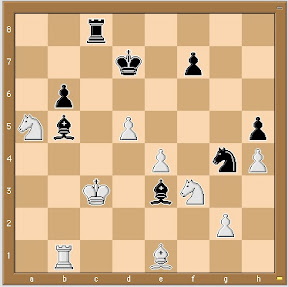 Sophie Seeber vs Kristina Apanaviciute European Chess