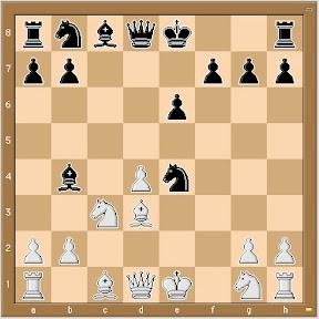 Daniele de Val vs Peter Varga Slav Chess