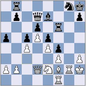 Averbakh - Kotov, Zurich 1953 Candidates Chess Tournament