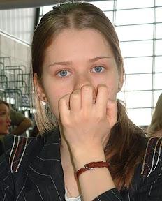 Tatiana Kosintseva European Womens Chess Champion