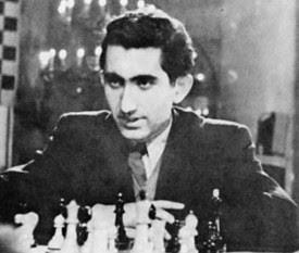 Tigran Petrosian former World Chess Champion