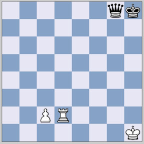 Asztalos vs Ban, Budapest 1956, Chess Tales Friday Puzzle