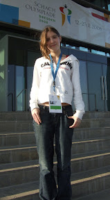 Sophie Seeber, European Chess Championships