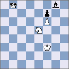 Yochanan Afek Chess Puzzle
